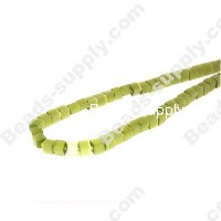 Cats Eye Cubic Beads 4mm