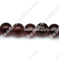 Glass Beads Round 10mm A-grade