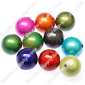 Miracle Beads Round 20mm ,Perle magiques Mixed Color
