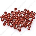 Miracle Beads Round 4mm , Lt Coffee