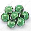 Miracle Beads Round 8mm , Green