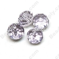 Briolette Glass Beads 9mm*12mm,Crystal