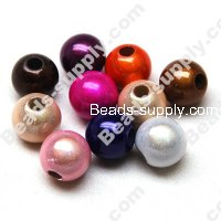 Miracle Beads Round 12mm ,Perle magiques Mixed Color