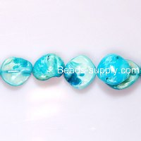 Dyed Shell Pearl 15mm
