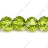 Glass Beads Football 12mm B-grade