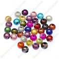 Miracle Beads Round 6mm ,Perle magiques Mixed Color