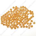 Miracle Beads Round 4mm , Gold