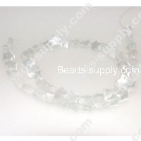 Cats Eye Star Beads 6mm