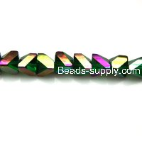 Glass Beads Shapelessness 6x8 mm