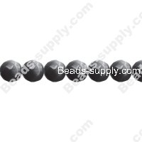 Cats Eye Football Beads 4mm