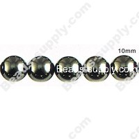 Magnetic Hematite Round 10 mm