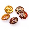 Resin chunk charms for noosa bracelets,mixed color