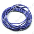 Leather Cord 2mm,Sky blue