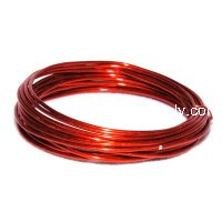 Aluminium wire 2mm Red