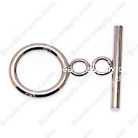 Clasp,stainless steel toggle clasp for jewelry supplies