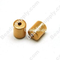 Miracle Beads 8mm*10mm , Gold