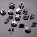 Beads,assorted slide charm for poesy slide charm bracelet and agatha paris jewelry