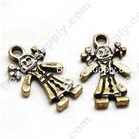 Casting Charms 18mm*30mm