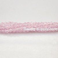 Glass Beads Bicone 3mm A-grade