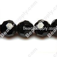 Glass Beads Football 14mm A-grade