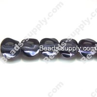 Glass Beads Triangle 10 mm