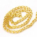 Plated Metal Chains,Gold plating