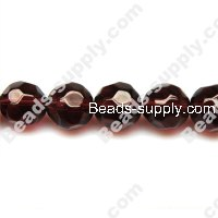 Glass Beads Football 10mm B-grade