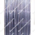 Beading wire, Tigertail, nylon-coated stainless steel,20 gauges,blue