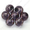 Miracle Beads Round 8mm , Black