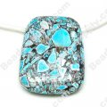 Synthetic Turquoise Beads,Aqua