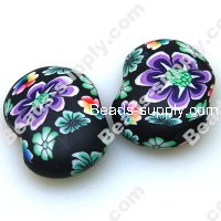 Fimo Shape Beads 25*35mm